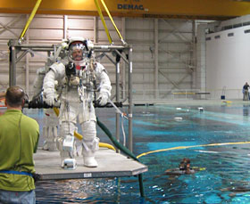 Astronaut Training - Pics about space