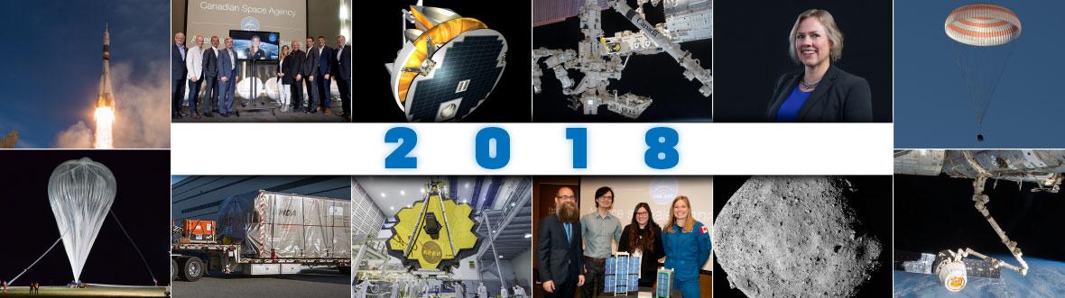 Highlights of 2018