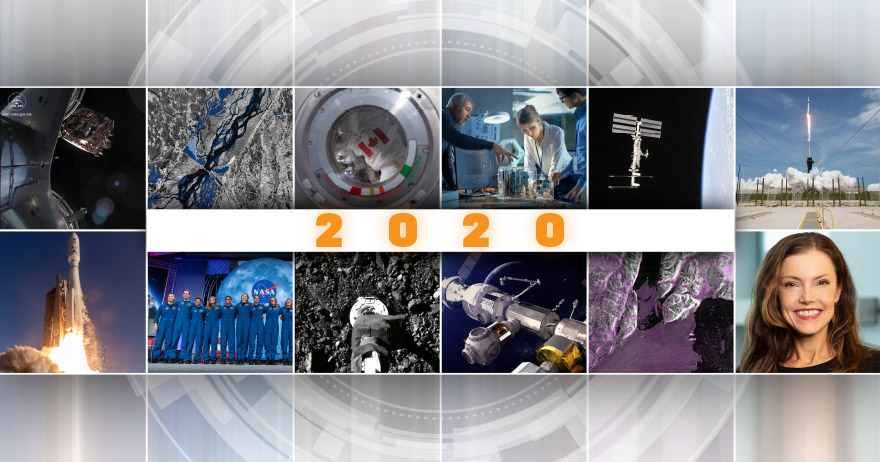 Our top space highlights of 2020