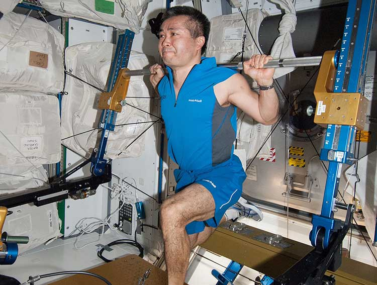 Careers in space – Health science experts - Canada ca