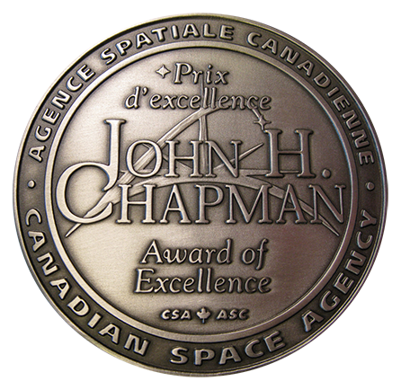 John H. Chapman Award of Excellence Medal