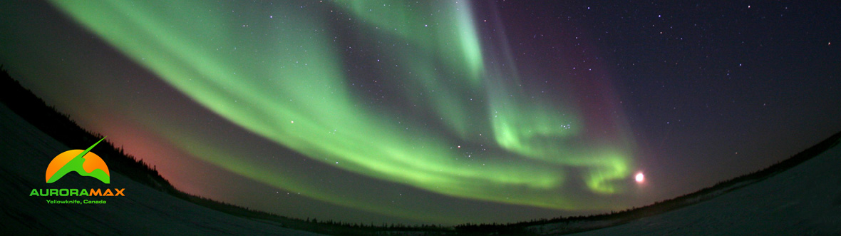 AuroraMAX - Watch the dance of the northern lights live!