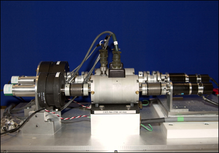 Dynamometer with Active Load for Testing Manipulator's Joint Prototypes