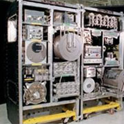 Water recycling system used on the International Space Station