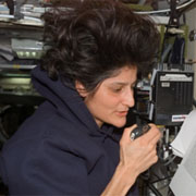 L'astronaute Sunita L. Williams