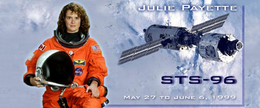 Banner of the STS-96