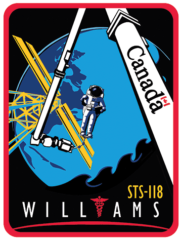 Patch STS-118