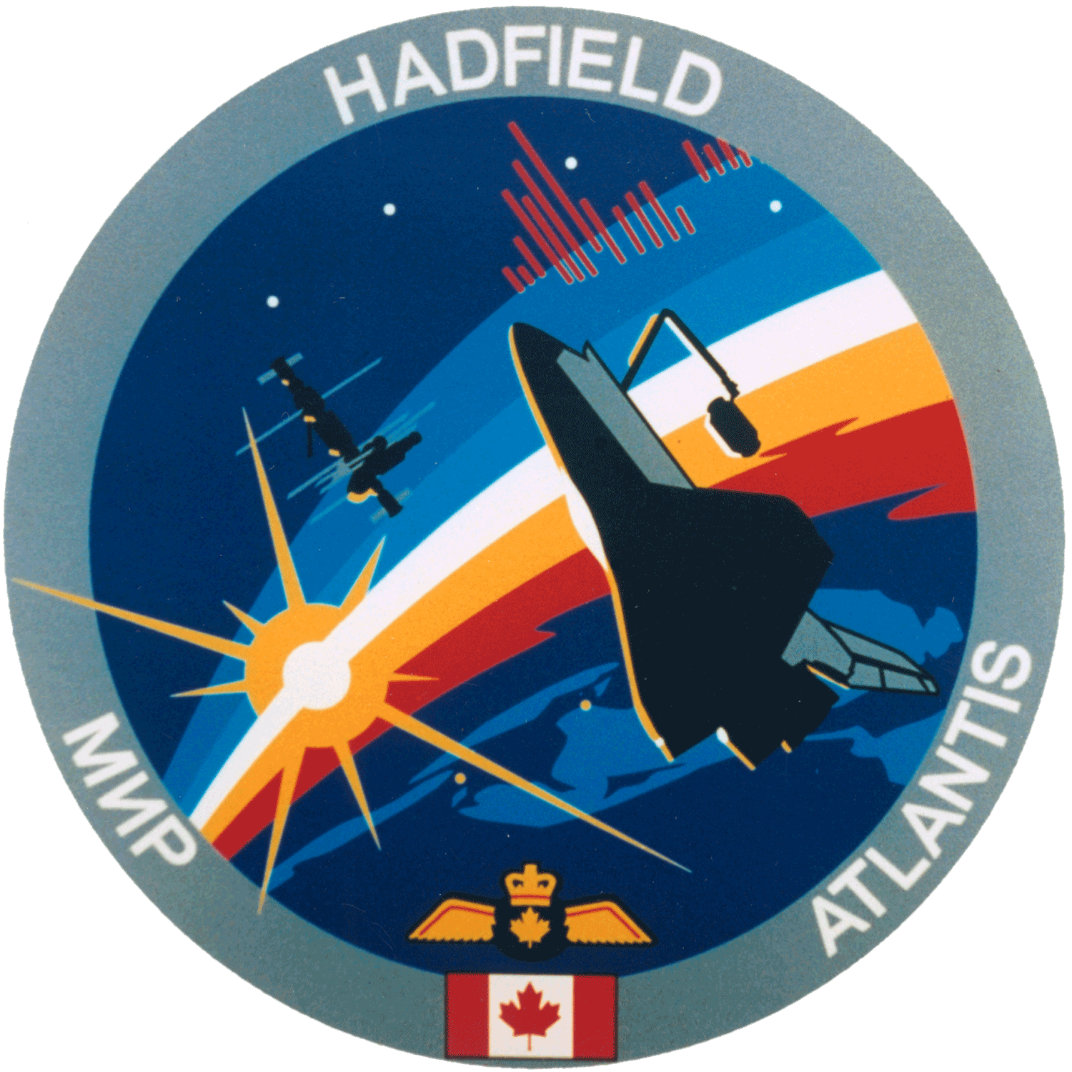 Patch STS-74