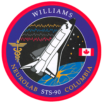 Patch STS-90