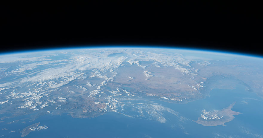 Exploring Earth: An out-of-this-world view of our planet