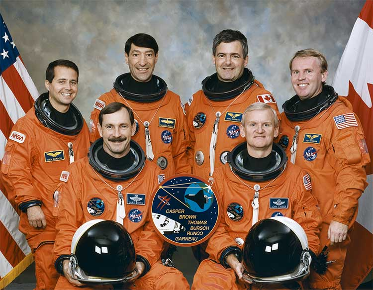 Mission STS-77 Crew