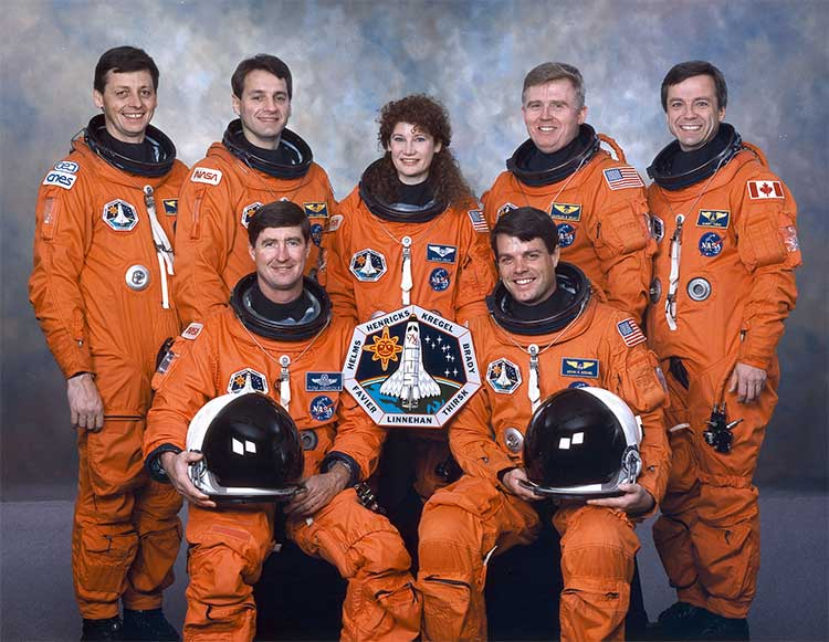 Mission STS-78 Crew