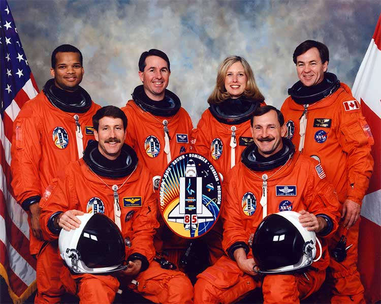 Mission STS-85 Crew