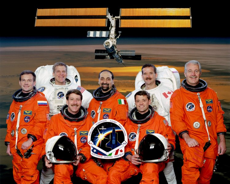 Mission STS-100 Crew