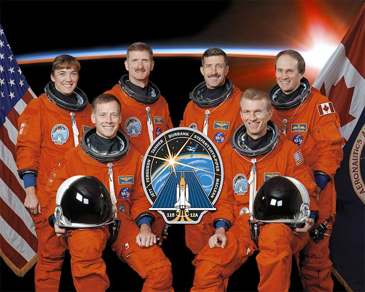 Mission STS-115 Crew