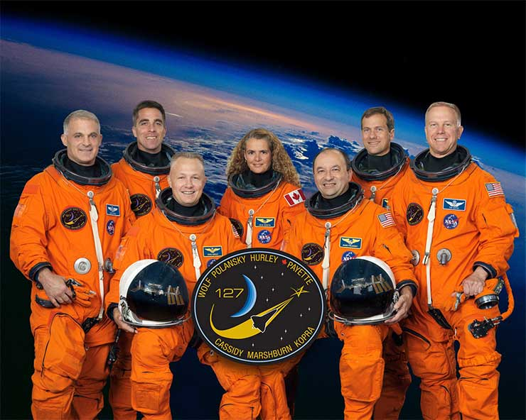 Mission STS-127 Crew