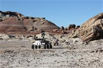 Mars sample return simulation mission