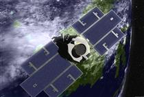 CloudSat Satellite - Illustration