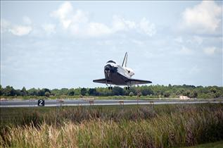 Mission STS-118 - Flight Day 14