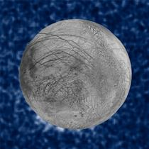 Possible plumes of water vapour erupting from Jupiter's moon Europa