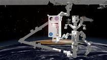 A sophisticated new vision system for Dextre