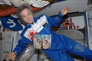 CSA Astronaut Robert Thirsk Celebrates 25 Years of Canadian Spaceflight