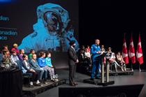 Event to Announce the Next Canadian to Fly to the International Space Station