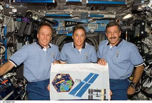 STS-115 Mission Specialists