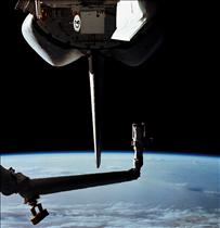 The Debut of the Canadarm