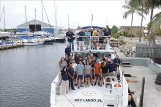 The NEEMO 15 Crew and Support Team