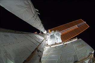 The Final Spacewalk and a New Home for the Inspection Boom