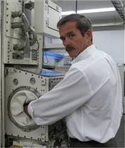 Chris Hadfield training for science
