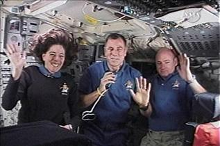 Mission STS-118 - Flight Day 13
