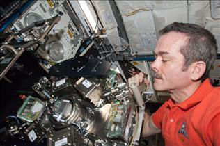 Hadfield works with Biolab