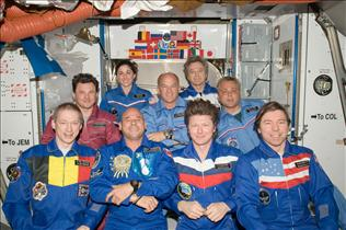 Expedition 20/21 Crew Portrait