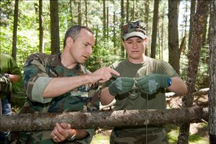 Land Survival Training