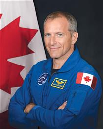 Canadian Space Agency Astronaut David Saint-Jacques