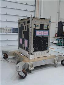 First RCM satellite payload