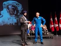 David Saint-Jacques is the Next Canadian to Fly to the International Space Station