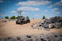Space in a Suitcase: Astronaut Jeremy Hansen Puts a Lunar Rover through its Paces