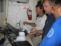 NEEMO 7 - The instruments to operate at distance