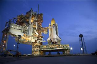 Space Shuttle Atlantis