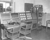 Console - Churchill Research Range