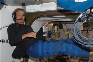 STS-127 Mission Specialist Julie Payette