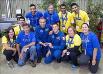The Amazing Canadian Space Race - The teams