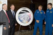 25th Anniversary of the Canadian Space Agency Celebrated on a Silver Collector Coin