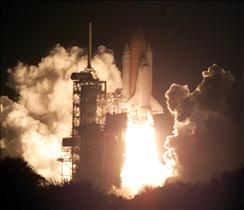 Launch of Endeavour, mission STS-97