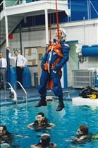 Training for STS-100