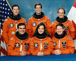 Crew of mission STS-52