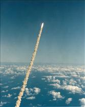 Launch of mission STS-52
